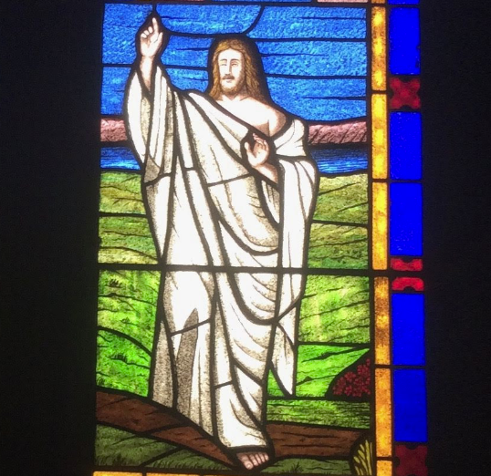 Transfiguration – See his true glory